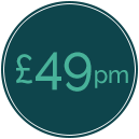 Premium Website Maintenance Package £85